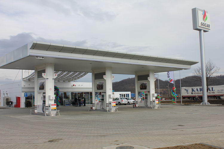 SOCAR expands filling stations network in Romania (PHOTO) - Gallery Image