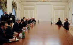Azerbaijani president receives delegation of American Jewish Committee - Gallery Thumbnail