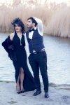 Ашуг Самира и Джейхун Алиев готовят балладу о любви (ФОТО) - Gallery Thumbnail