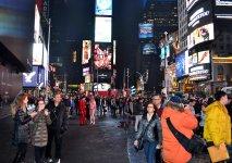 Прогулка по ночному Нью-Йорку – фантастические формы и нереальность пейзажей (ФОТО, часть 6) - Gallery Thumbnail