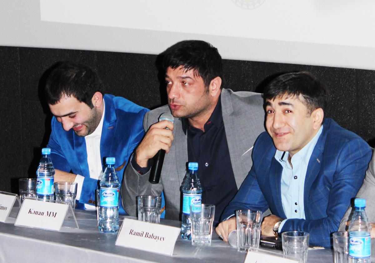 """Ay Brilliant"", или Как мафиози преследовали азербайджанских звезд (ФОТО-ВИДЕО) - Gallery Image"