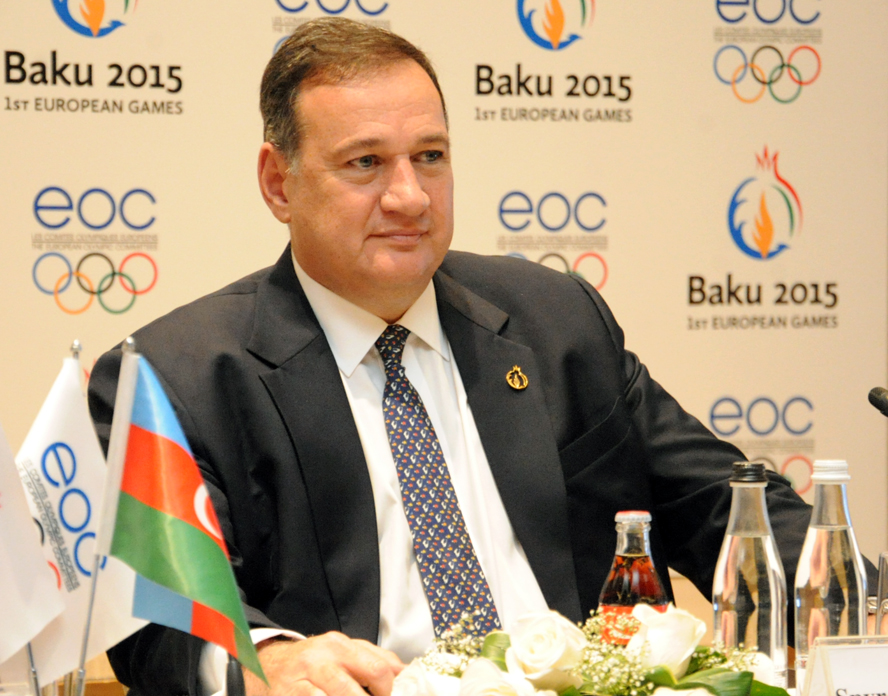 EOC happy with facilities in Baku for upcoming European Games (PHOTO) - Gallery Image