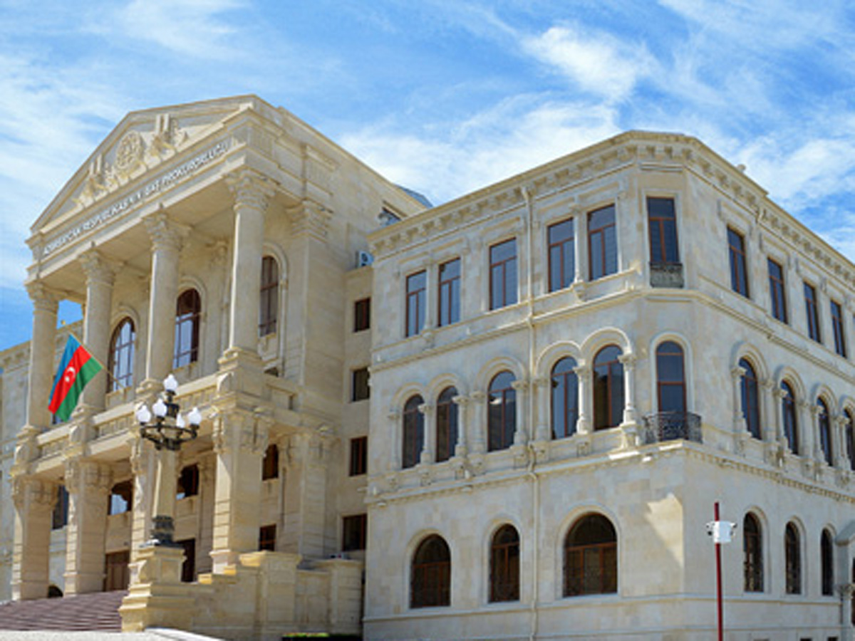 Criminal case initiated regarding Azerbaijani citizen living in France