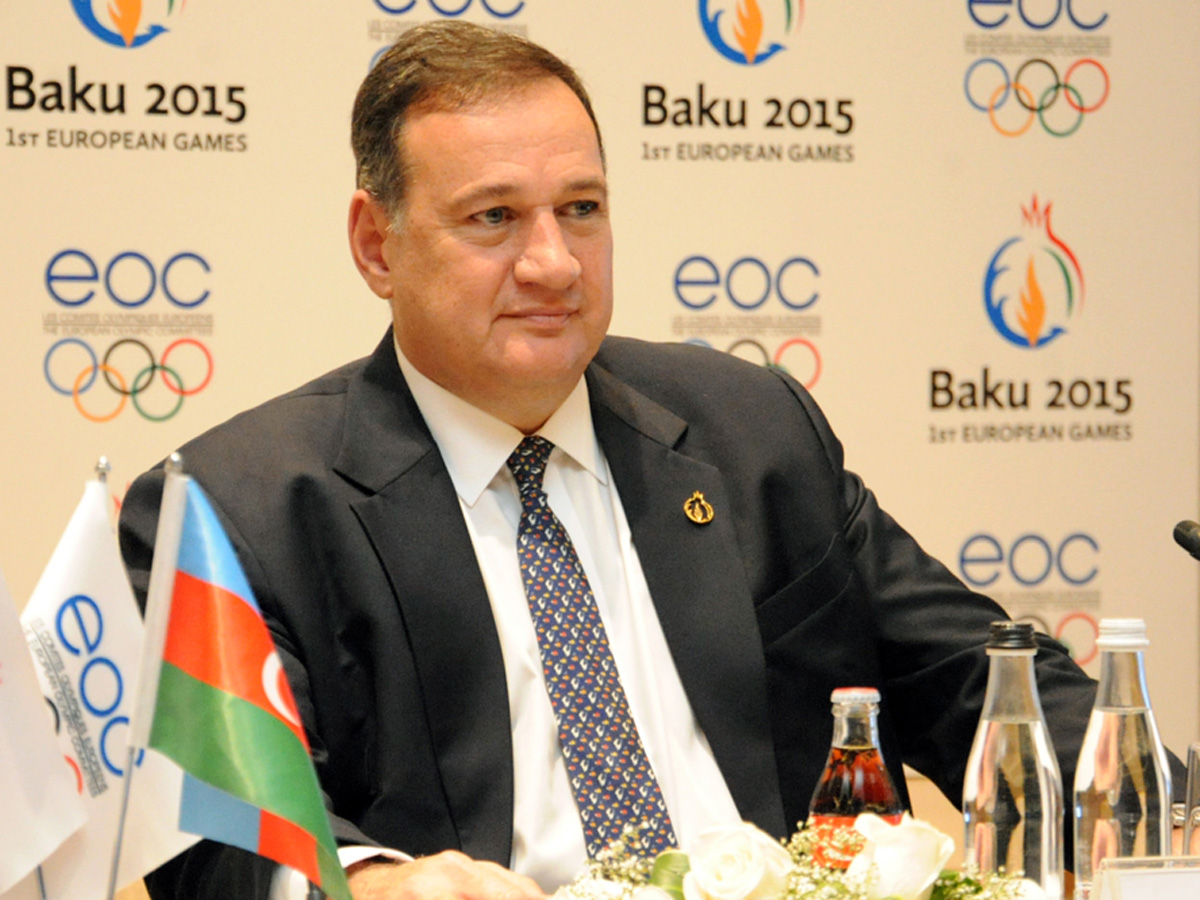 History for European sports being created in Baku