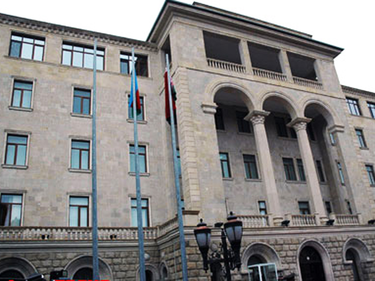 Azerbaijan says Armenia artificially exacerbates situation on contact line