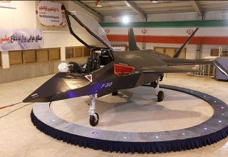 Iran working on fighter jet to track US, Israeli jets
