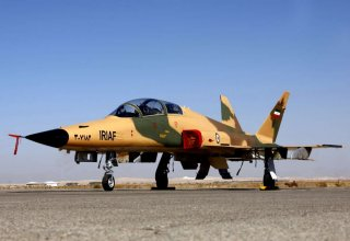 Iran working on new home-made fighter jets
