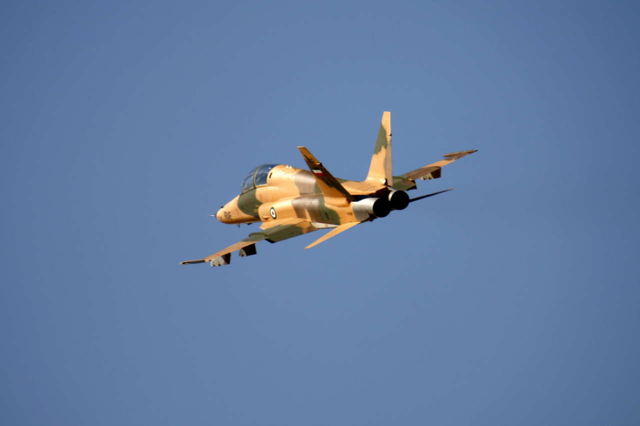 Iran unveils new domestic made jet fighter (PHOTO)
