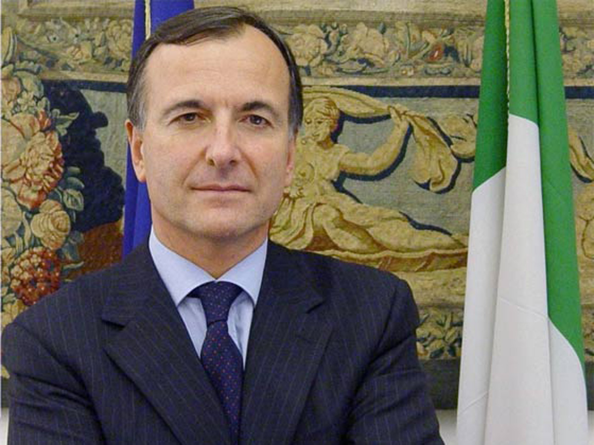 Italy supports TAP project's quick implementation, says ex-FM