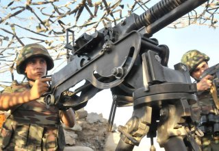 Armenia violates ceasefire with Azerbaijan 22 times