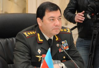 Chief of General Staff of Azerbaijani Armed Forces departs for Israel