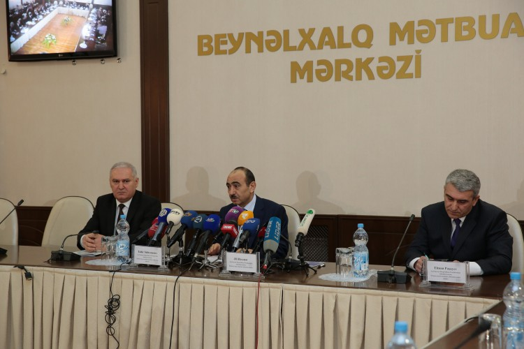 Any issues can be discussed between Azerbaijani authorities and opposition – top official (PHOTO)