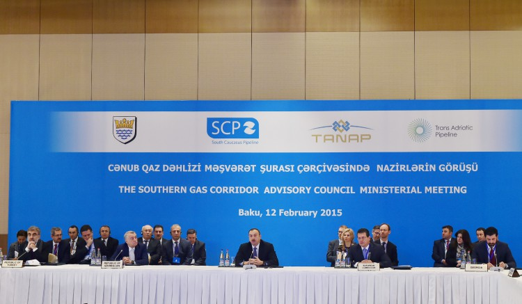 Azerbaijan's gas to be only new source for European consumers in years to come (PHOTO)