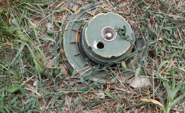 В Азербайджане в феврале обезврежено до 180 неразорвавшихся боеприпасов