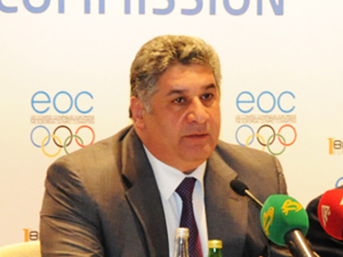 Preparation for European Games goes according to schedule - minister