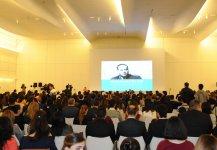 В Центре Гейдара Алиева прошел семинар «Гейдар Алиев и азербайджанская наука» (ФОТО) - Gallery Thumbnail