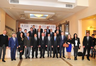 Prospects of ICT development in Azerbaijan discussed in Baku