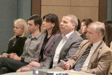 Film about Khojaly genocide screened in Luxembourg (PHOTO) - Gallery Thumbnail
