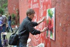 Шашлыки и гранаты – пленэр азербайджанских художников (ФОТО) - Gallery Thumbnail