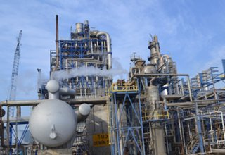 Oil refining volumes decrease in Kazakhstan year-on-year