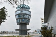 Президент Ильхам Алиев побывал в Мингячевирском олимпийском учебно-спортивном центре «Кюр» (ФОТО) - Gallery Thumbnail