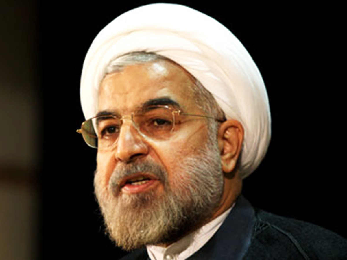 Rouhani: Sanctions fail to stop Iran's South Pars projects