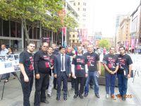 Avstraliyada Xocalı soyqırımı ilə əlaqədar məlumatlandırma aksiyası (FOTO) - Gallery Thumbnail