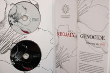 New media collection dedicated to Khojaly genocide released on Leyla Aliyeva's initiative (PHOTO) (VIDEO) - Gallery Thumbnail