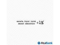 AtaBank OJSC launches 'Let's value manat' campaign - Gallery Thumbnail