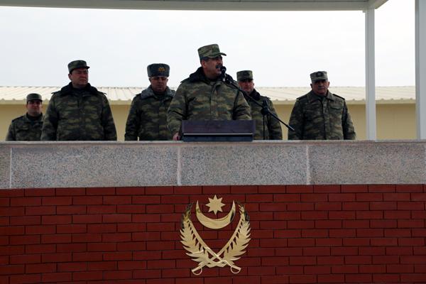 Усиление ВС является одним из приоритетов азербайджанского государства – министр (ФОТО)