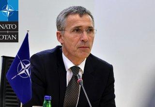 Erdoğan'ın ziyareti öncesi NATO'dan açıklama