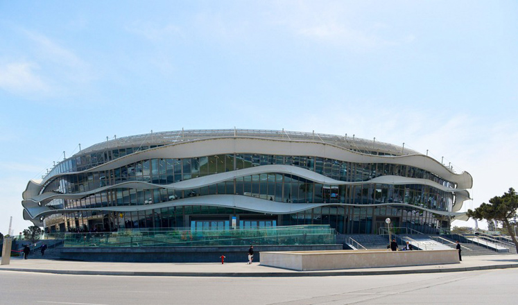 National Gymnastics Arena in Baku fully ready for First European Games