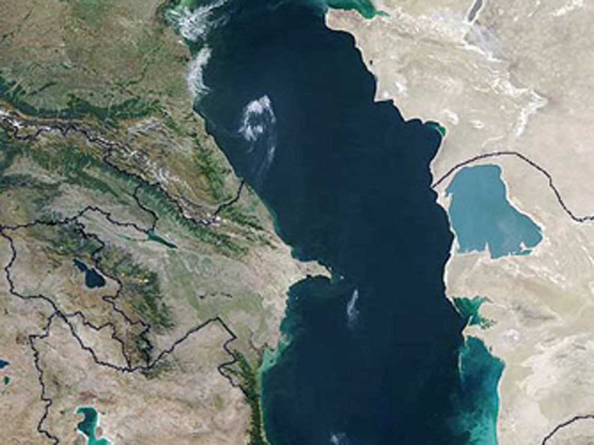 Agreement reached on some controversial points in draft convention on Caspian Sea status