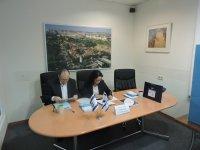 Israeli ambassador to Azerbaijan casts vote in early parliamentary election (PHOTO) - Gallery Thumbnail