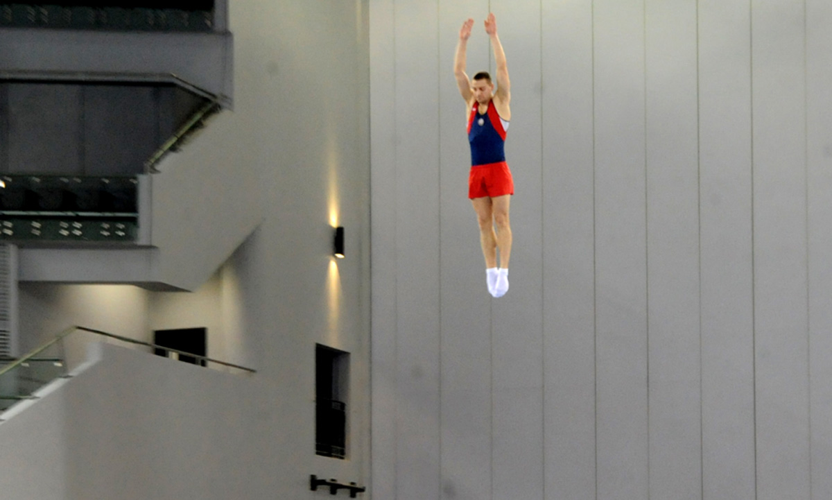 Baku 2015: Azerbaijani gymnasts to compete for medals in mixed doubles event