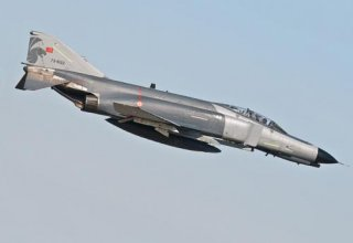 Turkey suspects Israel of involvement in its fighter crash - newspaper