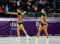 Azərbaycan gimnastı batutda tullanma üzrə fərdi yarışlarda birinci oldu (FOTO) - Gallery Thumbnail