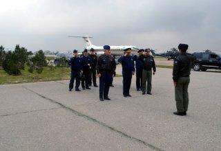 Турецкий генерал высоко оценил уровень боевой подготовки ВВС Азербайджана (ФОТО)