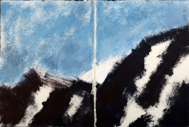 Abstract azeri art to be showcased at the Saatchi gallery (PHOTO) - Gallery Image