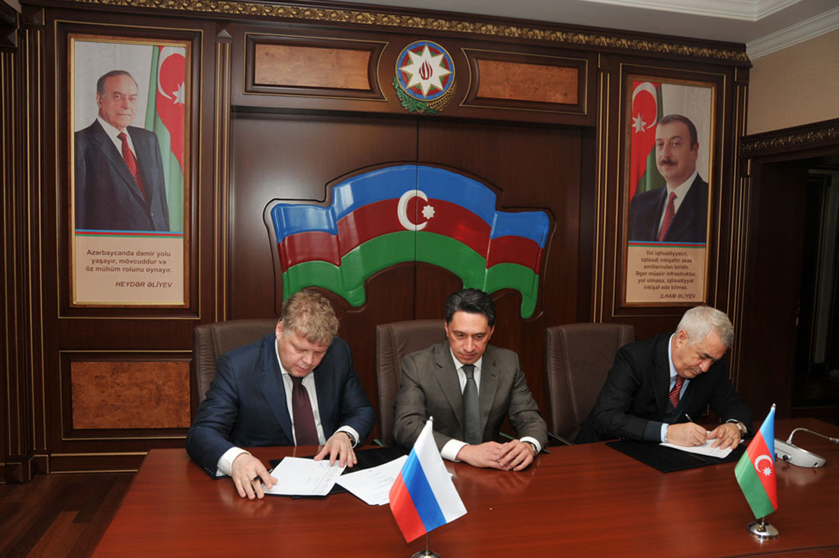 Russia to deliver nearly 3,000 freight cars to Azerbaijan (PHOTO) - Gallery Image
