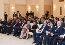 Presidents of Azerbaijan and Pakistan made statements for the press (PHOTO) - Gallery Thumbnail
