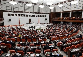 Speaker to be elected in Turkish Parliament