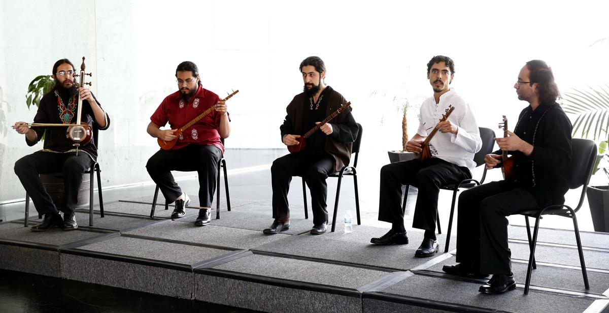Meksika Senatında təntənəli Novruz bayramı mərasimi keçirilib (FOTO) - Gallery Image