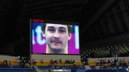 Azerbaijani gymnast wins gold at World Challenge Cup (PHOTO) - Gallery Thumbnail