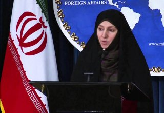 Iran breaks more taboos, appoints first female ambassador