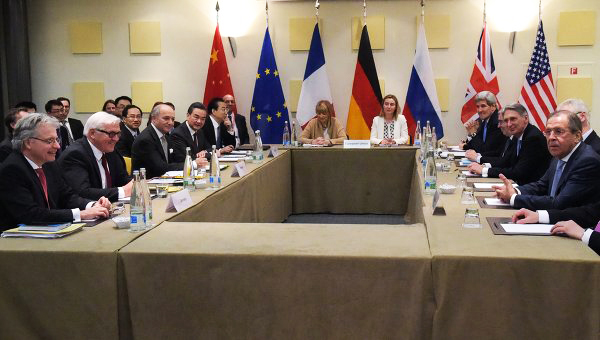 Lausanne hosts another P5+1 meeting without Iran – source