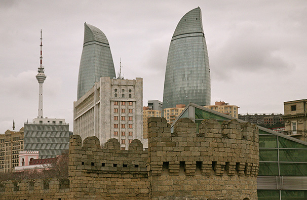 Baku as seen by Euronews (PHOTO) - Gallery Image