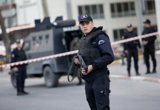Curfew abolished in one of Turkish towns