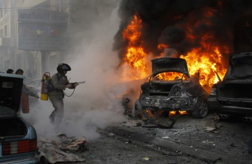 Cairo blast wounds 3 people