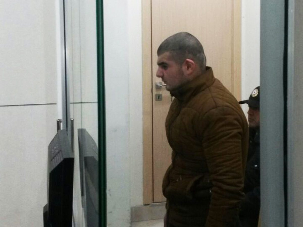 Armenian saboteur sentenced to 15 years in prison